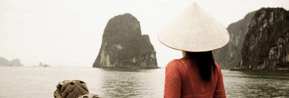 Mon voyage est réservé par le biais de vietnamvo.com