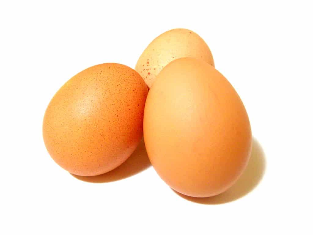 Pour éviter le problème d'œuf perime