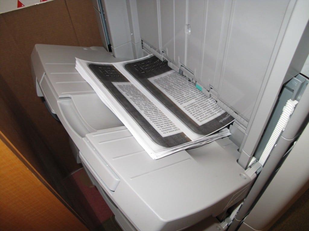 Une enseigne de photocopies que l'on connait tous